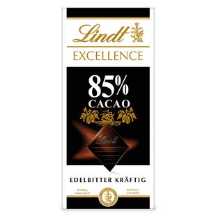 EXCELLENCE 85%, 100g