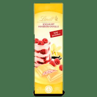 Joghurt Himbeer-Vanille, weiß, 100g