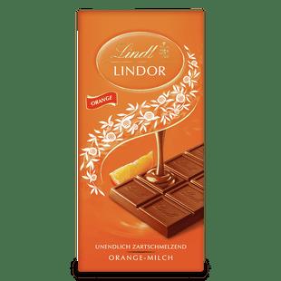 Lindor Orange-Milch, 100g