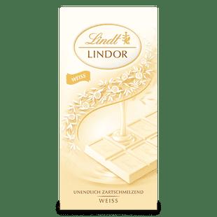 LINDOR weiß, 100g