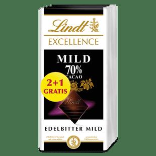 Excellence Mild 70%, 3er Bundle