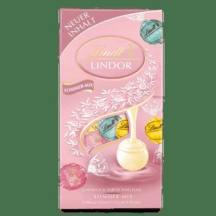 LINDOR Beutel Sommer Mix, 137g