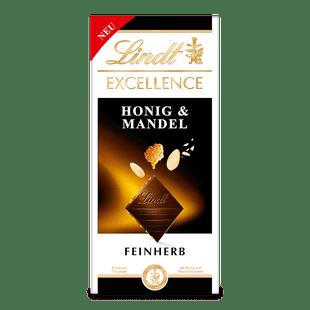 EXCELLENCE Honig & Mandel, 100g