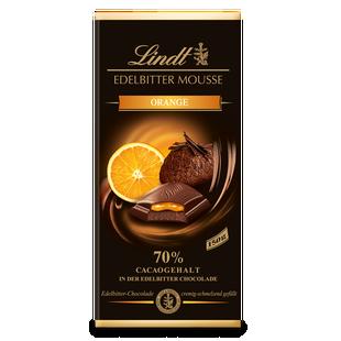Edelbitter Mousse Orange, 150g