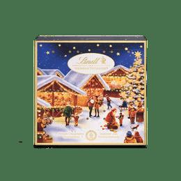 Weihnachtsmarkt Mini-Tisch-Adventskalender, 115g