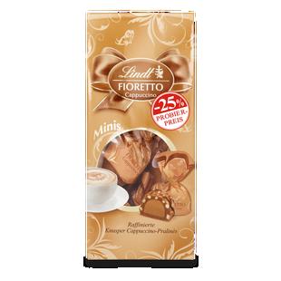 Fioretto Minis Cappuccino, 115g (Aktion)