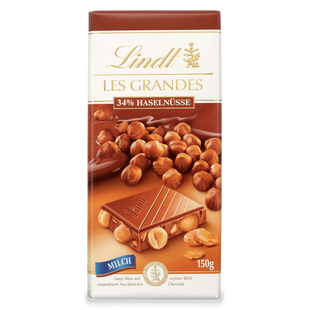 LES GRANDES Haselnuss Milch, 150g