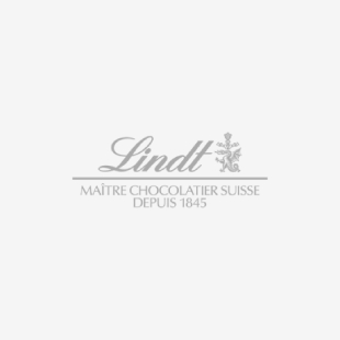 LINDOR Kugel Beutel Orange Milch, 1000g