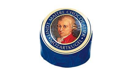 Mozartkugel Milch