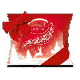 LINDOR Winter-Kissenpackung Milch, 325g