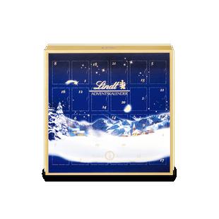 Weihnachtszauber Mini-Tisch-Kalender, 115g