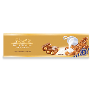 Alpenvollmilch Nuss, 300g