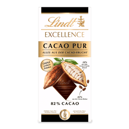 EXCELLENCE Cacao Pur, 80g