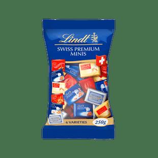 Schokoladen-Naps Beutel, 250g
