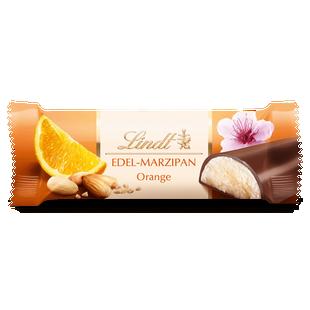Orangen-Marzipan-Riegel, 50g