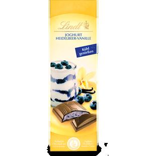 Joghurt Heidelbeer-Vanille, Vollmilch, 100g