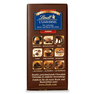 L'Universel, Koch- und Back-Chocolade, 180g
