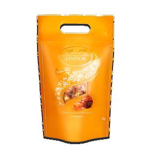 LINDOR Kugel Beutel Caramel, 1000g