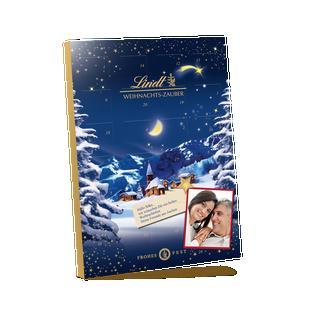 Weihnachts-Zauber Adventskalender, 182g individualisiert