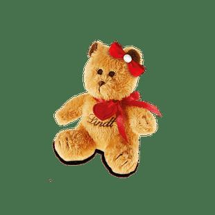 Mini Plüsch-TEDDY Mädchen, 10cm
