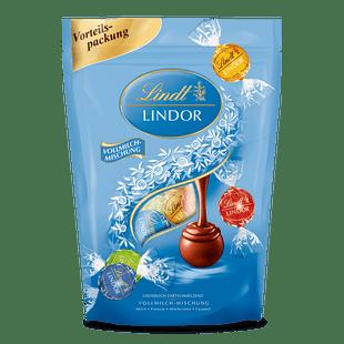 LINDOR XL Beutel Vollmilch-Mischung, 400g