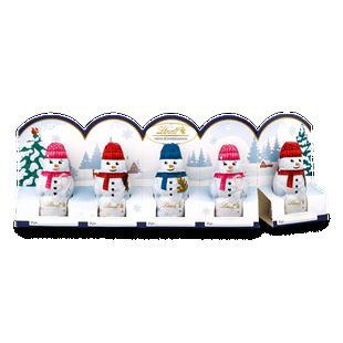 Mini-Schneemänner, 50g