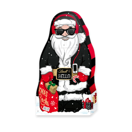 HELLO Adventskalender Santa, 235g