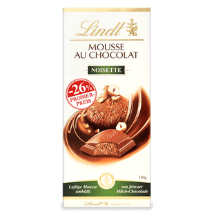 Mousse au Chocolat Nuss, 140g (Aktion)