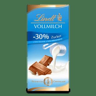 -30% Zucker Milch 100g