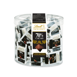 Excellence 70% Minis, 385g