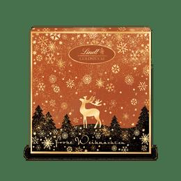 Goldstücke Adventskalender Rosé, 156g