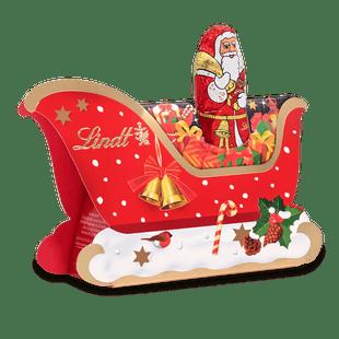 Mini Santa im Schlitten, 60g